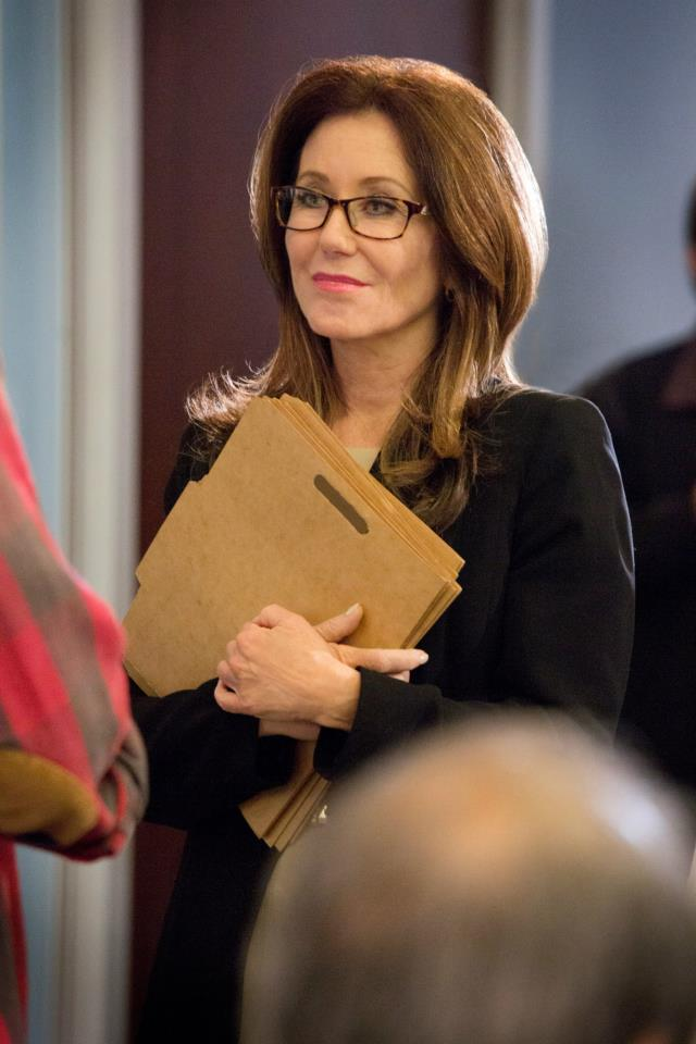 Mary McDonnell interview major crimes
