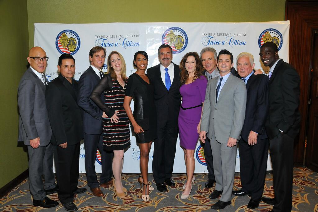 Major Crimes Honored at LAPD Reserve Foundation Banquet