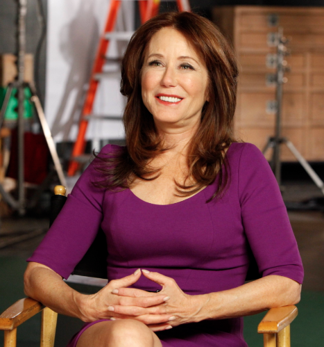 Mary McDonnell wedding