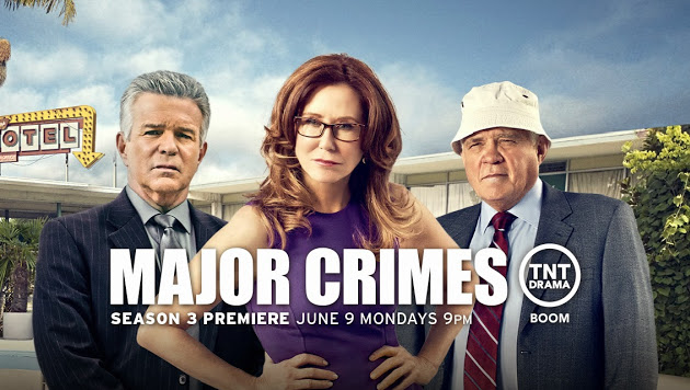 Major Crimes 3x08 Esp Disponible