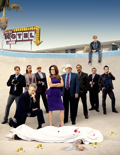 Major Crimes saison 4 en vostfr